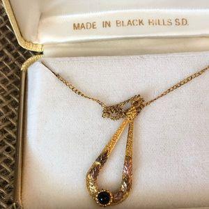 Landstrom's Black Hills Gold Necklace